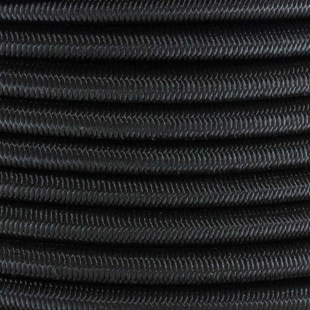 "Elastic Bungee Nylon Shock Cord 2.5mm 1/32'', 1/16'', 3/16'', 5/16'', 1/8"", 3/8'', 5/8'', 1/4'', 1/2 inch Paracord Planet Crafting Stretch String 10 25 50 & 100 Foot Lengths Made in USA"