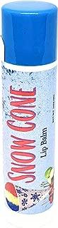 product image for Lick 'er Lips Lip Balm | Moisturizing Beeswax Cocoa Shea Butter Jojoba Hemp Avocado Castor Oil with Vitamin E | 1 tube (4g) (Snow Cone)