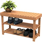 Forzza Monica Bench cum Shoe Rack