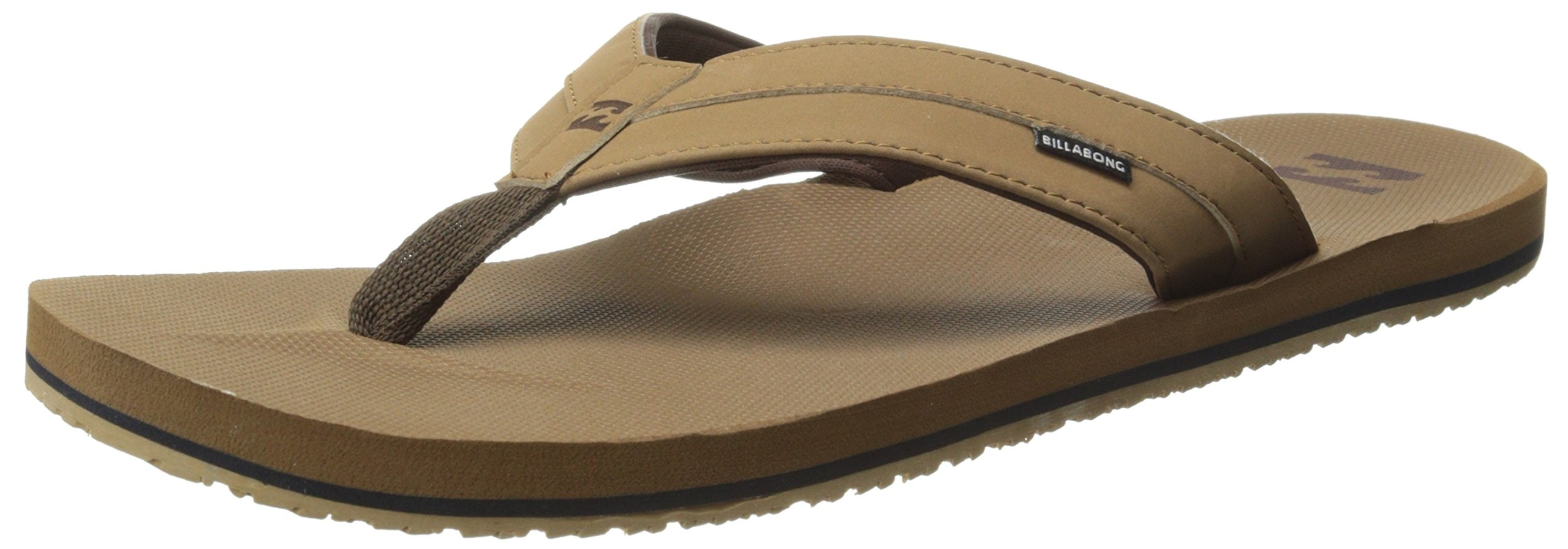 Billabong Men's All Day Impact Sandals Camel 11