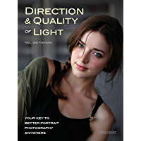 Direction & Quality of Light: Your Key to Better Portrait Photography Anywhere book cover