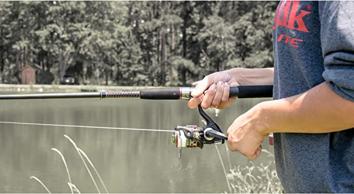 Frequently Asked Questions about Crappie Rod and Reel Combo