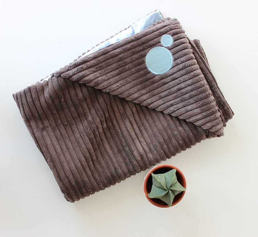 Belly Armor Belly Blanket Luxe - Aqua by Belly Armor (Image #6)