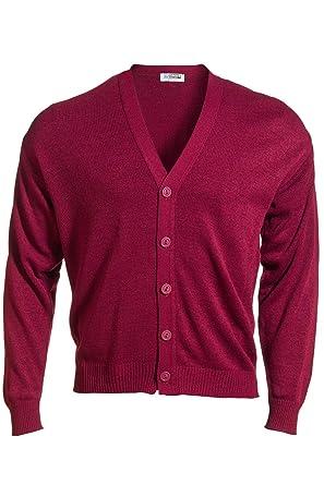 Edwards V-Neck Button Acrylic Cardigan Sweater at Amazon Men s ... 97415affd