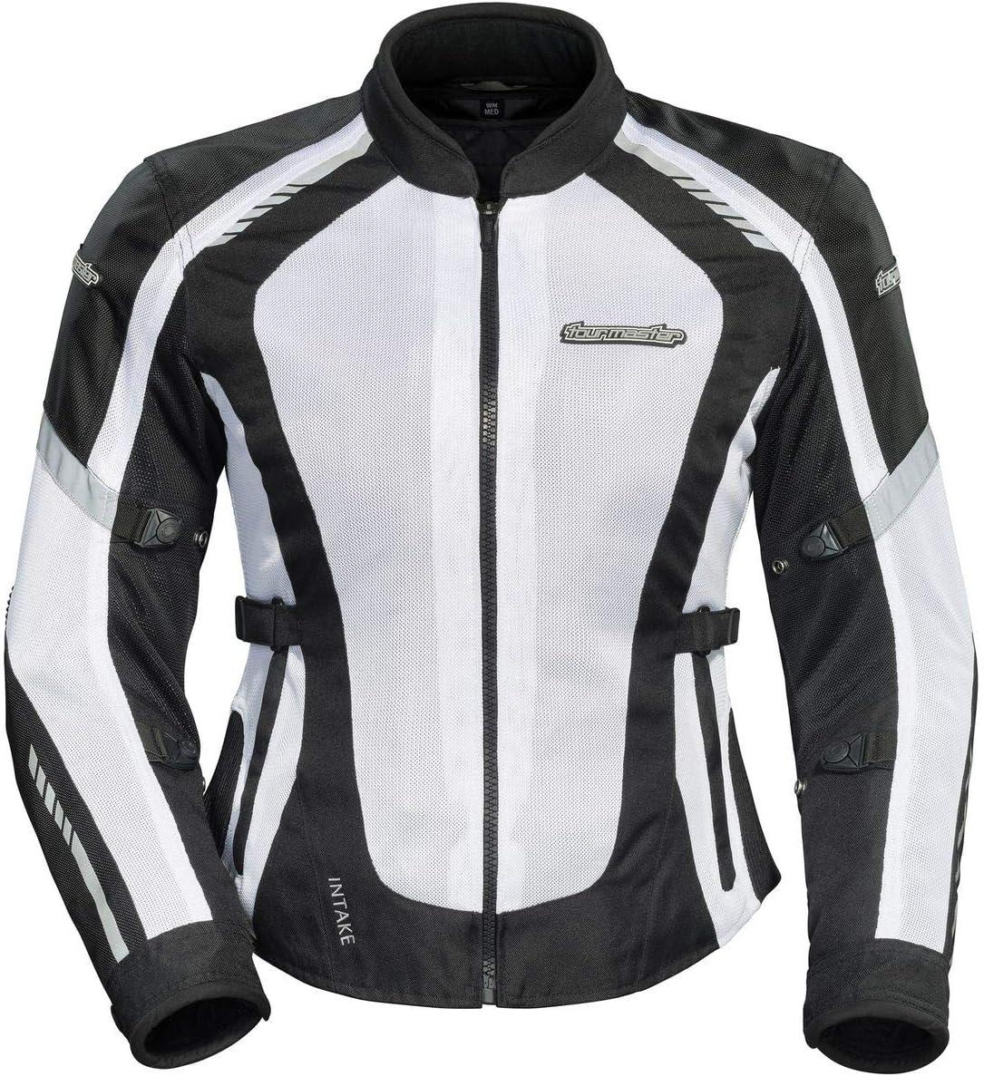 Black Tourmaster Womens Intake Air 5 Jacket X-Small