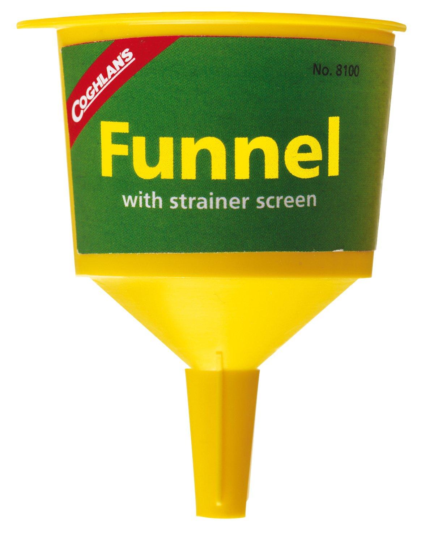 Coghlan's Filter Funnel, 2.25'' Diameter