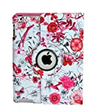 Case for iPad 2 iPad 3 iPad 4 Premium inShang PU Leather Multi-Function PU Leather Stand /Case / Cover For ipad2 iPad3 iPad3, With Auto Sleep Wake Function