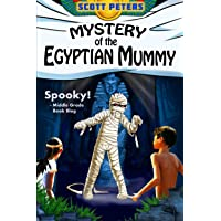 MYSTERY OF THE EGYPTIAN MUMMY (Kid Detective Zet)