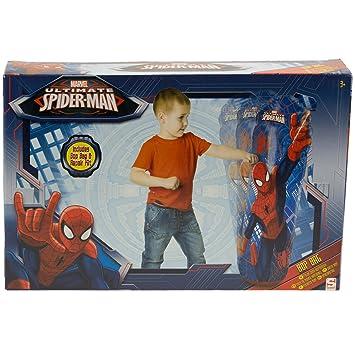 Marvel - The Ultimate Spider-Man - Bop Bag - Saco de Boxeo ...