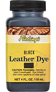 Fiebing/'s Medium Brown  Leather Dye  with Applicator for Shoes Boots Bags 4.oz