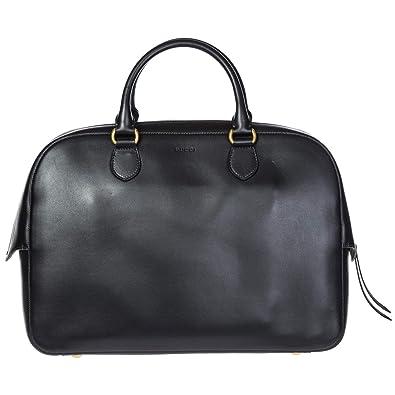 Gucci sac à main homme en cuir bestiary noir  Amazon.fr  Chaussures ... d88f3c4bc5a