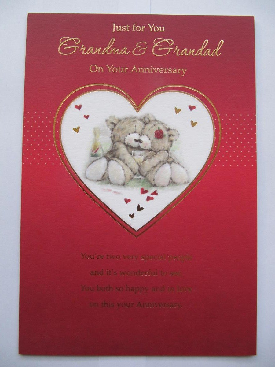 Home, Furniture & DIY Celebrations & Occasions FANTASTIC COLOURFUL YOU TWO ARE SO SWEET TOGETHER ANNIVERSARY GREETING CARD