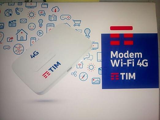 13 opinioni per Tim 770455 Modem Wi-Fi 4G LTE