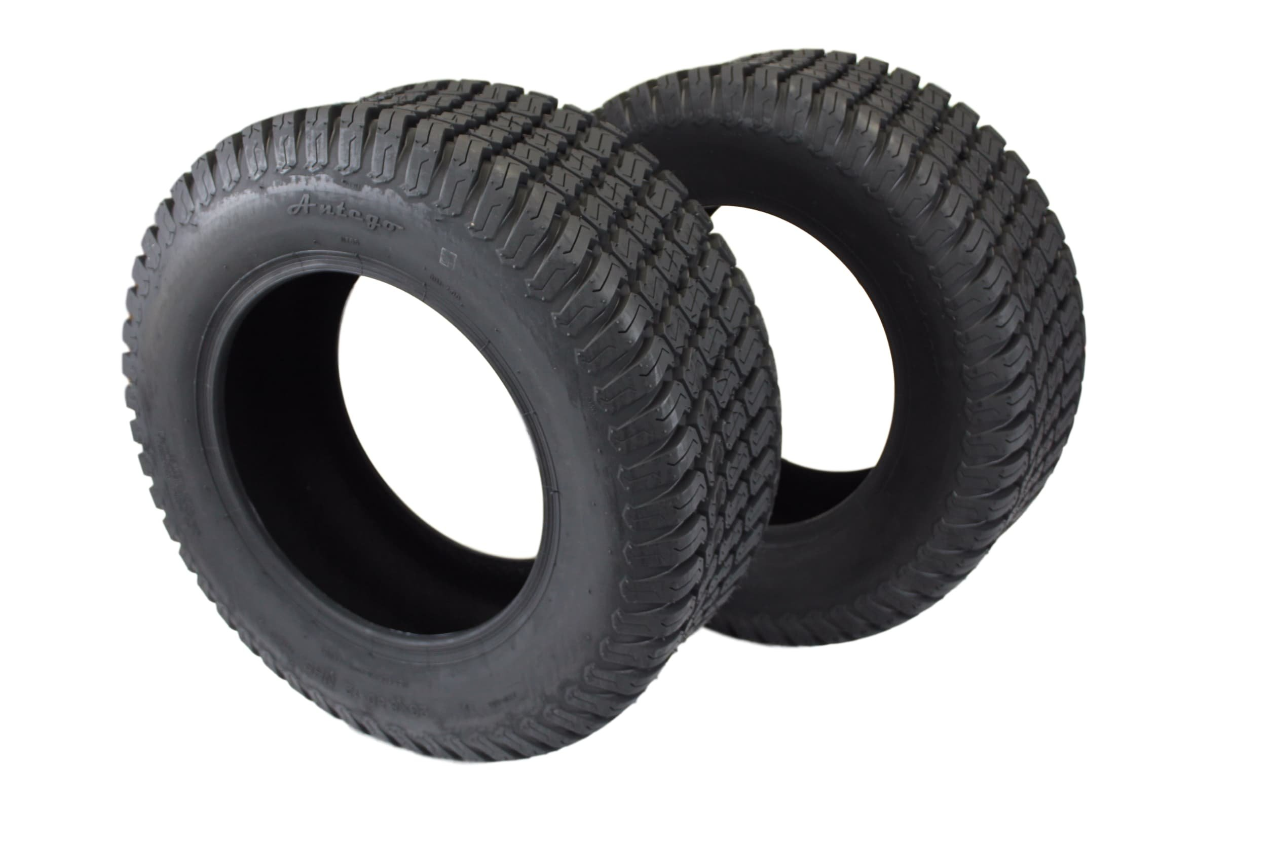 Set of Two 23x8.50-12 4 Ply Turf Tires for Lawn & Garden Mower 23x8.5-12