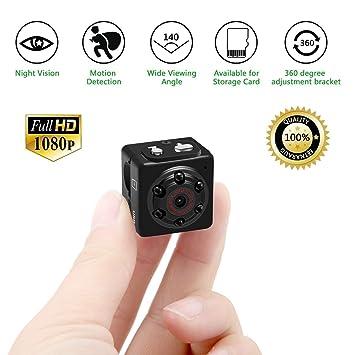 cámara Pase el ratón sobre la imagen para aumentar el zoom Mini cámara oculta espía,