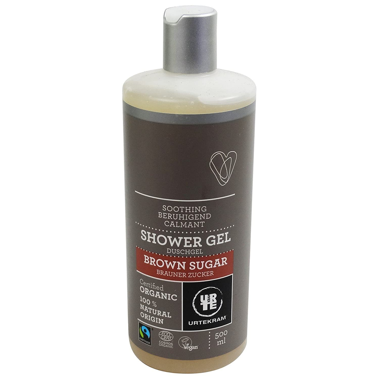 Brown Sugar Shower Gel Urtekram