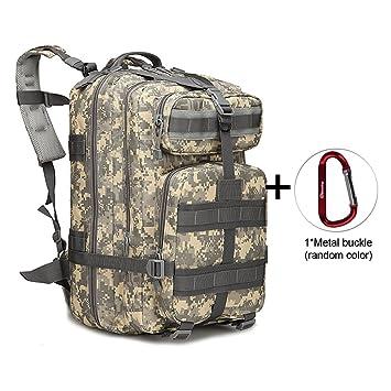 5309c4a07c7a5 Militär taktischer Rucksack groß Armee 3 Tage Sturmrucksack Molle Bug Out  Bag Rucksäcke für Outdoor Wandern