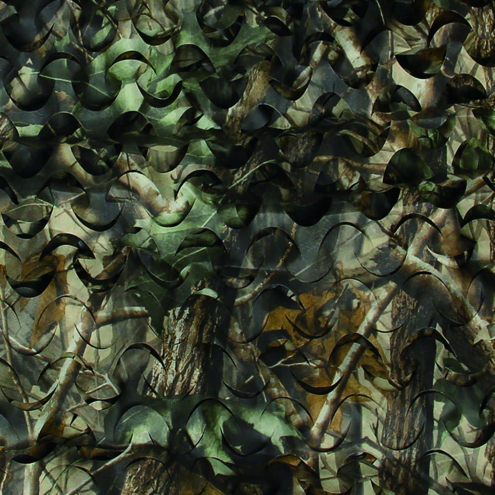 Rotolo di reticolato da camuffamento rete militare da caccia decorazione con effetto parasole Sitong