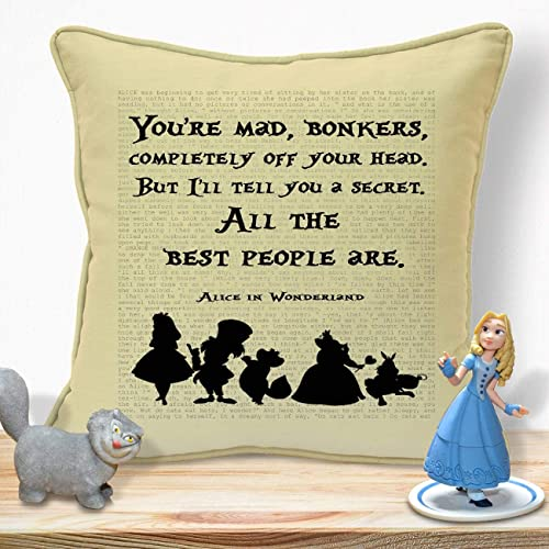 Alice In Wonderland Presents Gifts Set Ideas Adults Kids Boys Girls Women Baby Shower Favors Tea Party Birthday Christmas Decorations Quotes Unique Vintage