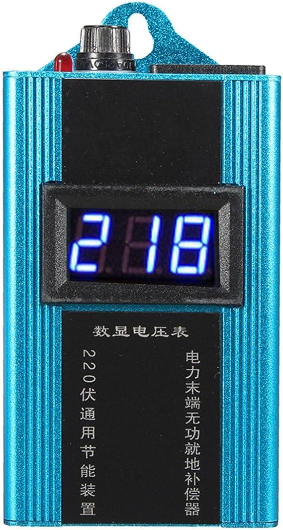 80KW 110-230V 10-35/%LED Power Energy Saving Box Saver Electricity Bill Killer US