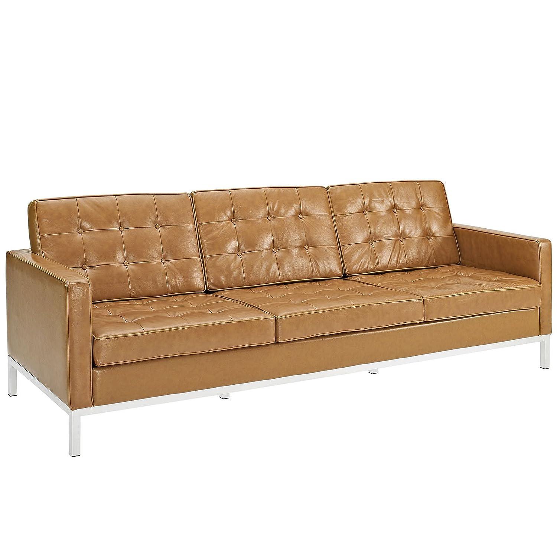 Amazon.com: modway Loft sofá de 2 Piece Set: Kitchen & Dining