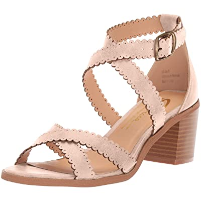 Sbicca Women's Tassie Heeled Sandal | Heeled Sandals