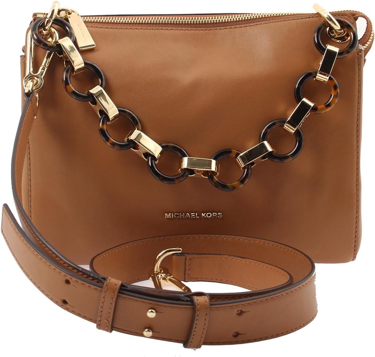 MICHAEL Michael Kors Women's Gianna Medium Messenger Bag
