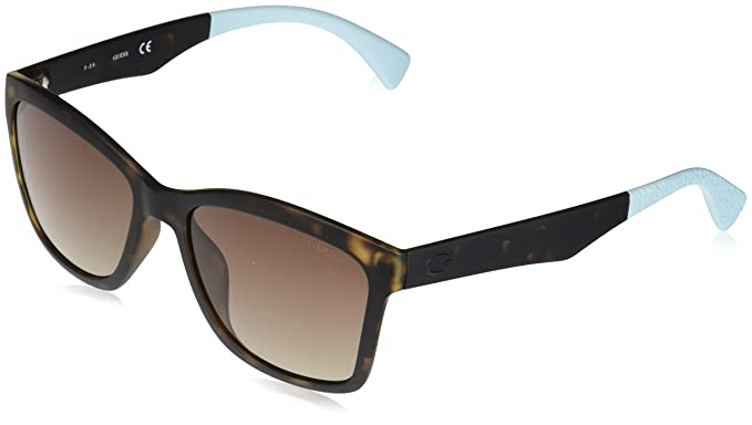 d377e8932b0c07 Amazon.com  GUESS Women s Acetate Square Sunglasses