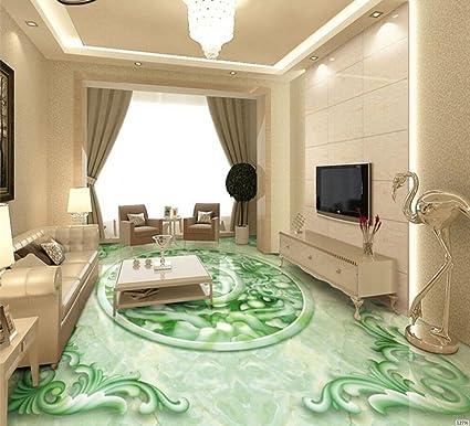 Awe Inspiring Lwcx Custom 3D Wallpaper Living Room Bathroom Murals Green Download Free Architecture Designs Intelgarnamadebymaigaardcom
