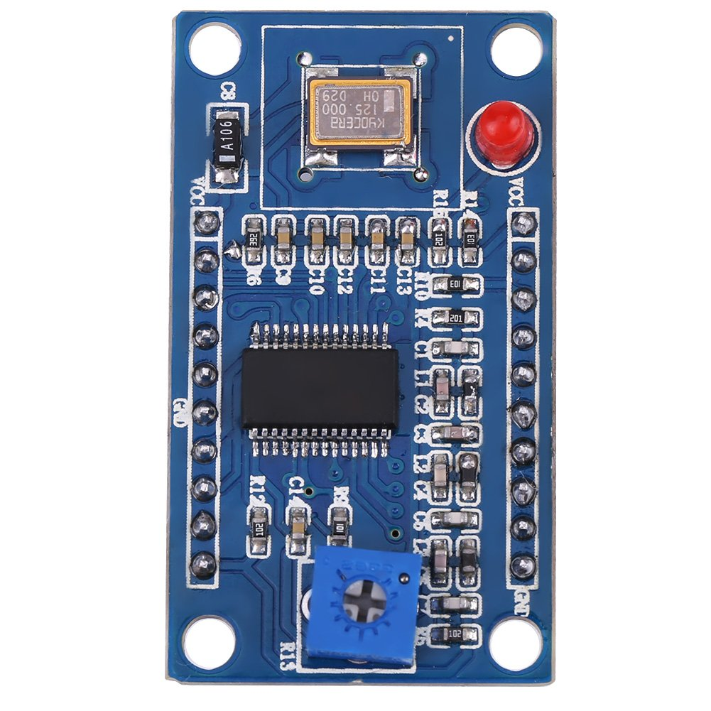 High Speed AD9850 DDS Signal Generator Module Board Sine// Square Waveform 0-40MHz Signal Source DIY Kit