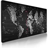 EXCO XXL Mousepad Pattern Mousepad Non-Slip Base,Comfortable to The Touch,Smooth Fabric,Positioning Accuracy Cleanable…