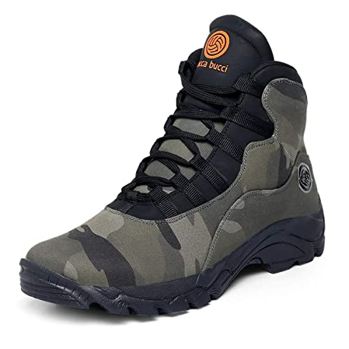 Wolf Comfortable Hiking Boots