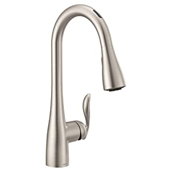 Moen 7594ESRS High-arc Kitchen Faucet