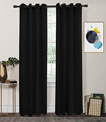 FY-LIVING Grommet Blackout Curtain