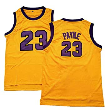 Amazon.com: QimeiJer Custom Martin Payne 23 - Camiseta de ...