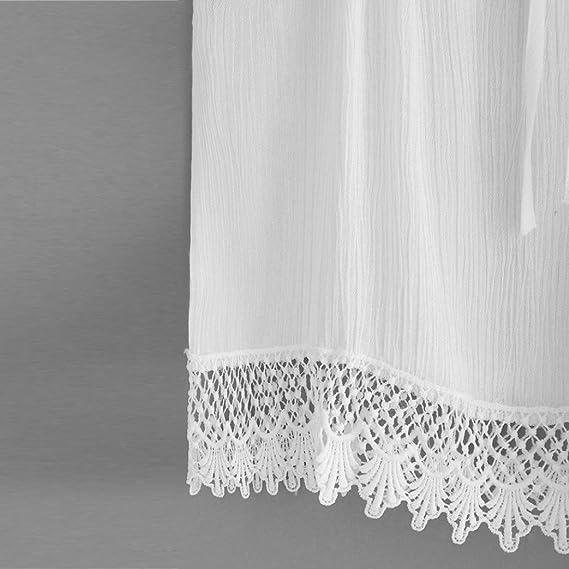 Amazon.com: Teresamoon Clearance Deal Women Sleeveless Bandage Lace Crop Tops: Clothing