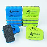 Lockways Magnetic Dry Eraser Set - Magnetic Dry