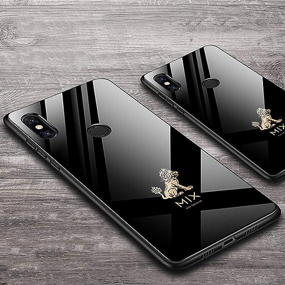hot sale online da702 a7268 Xiaomi Mi Mix 3 Case, MYLBoo Transparent Slim TPU Bumper Cover, 3-in-1  Flexible TPU Bumper Edge + Rigid PC Back Cover [Shockproof] [Slip-Proof] ...
