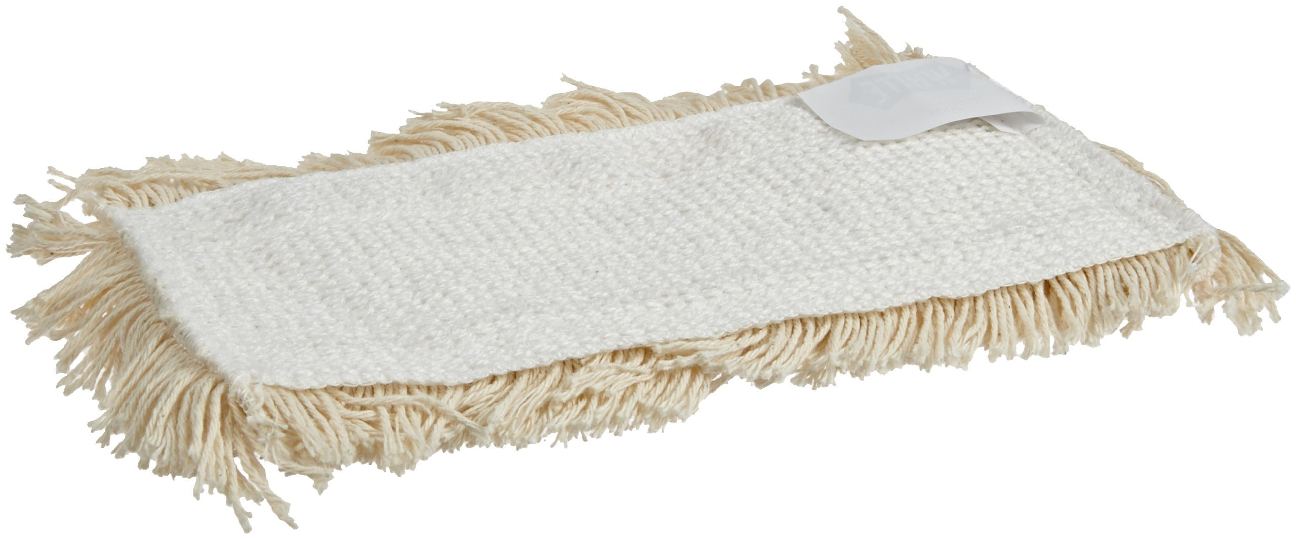 Impact 2005 Cotton Wall Washer Pad, 10'' Length x 5'' Width, Natural (Case of 12)