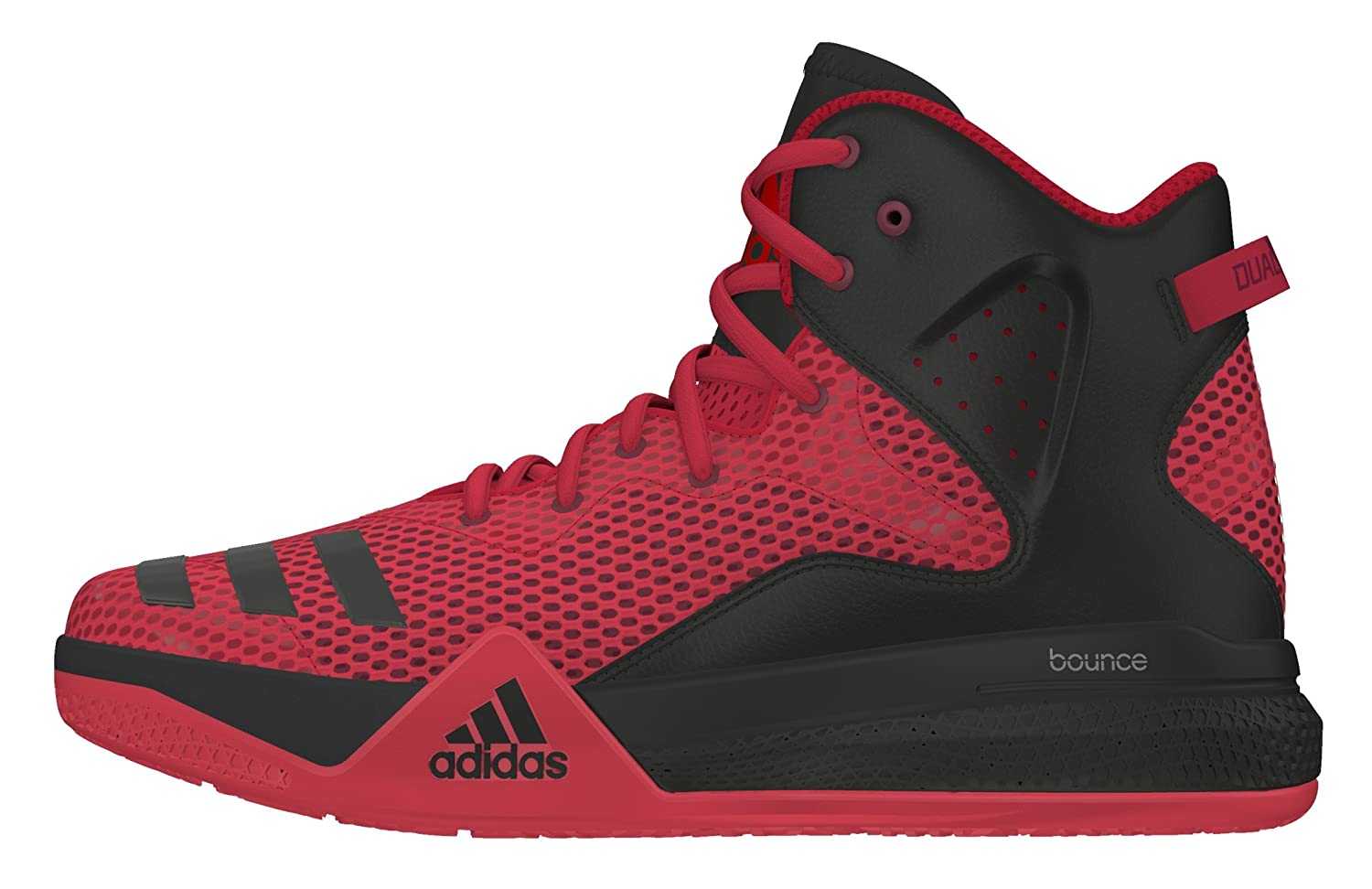 795fbb7932b031 adidas Boys  Dt Bball Mid J Basketball Shoes  Amazon.co.uk  Sports    Outdoors