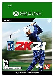 PGA Tour 2K21 Standard - Xbox One [Digital Code]