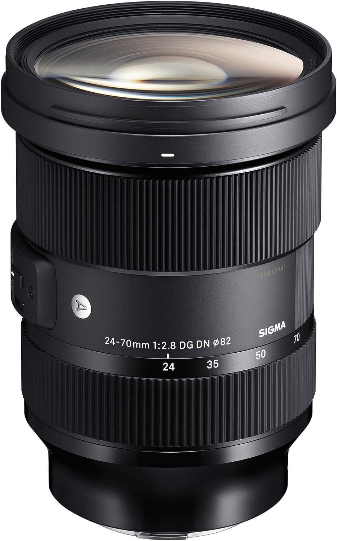 Sigma Art 2 8 14 70 Mm Dg Dn L Mount Objektiv Kamera