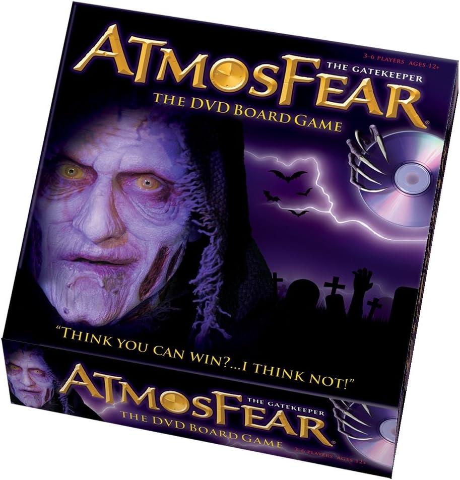 Paul Lamond Atmosfear - Juego de Mesa (en inglés): Amazon.es ...