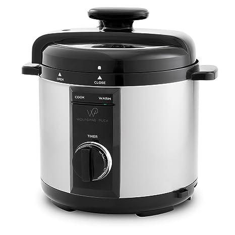 Amazon.com: Wolfgang Puck automático de la presión Cocina ...