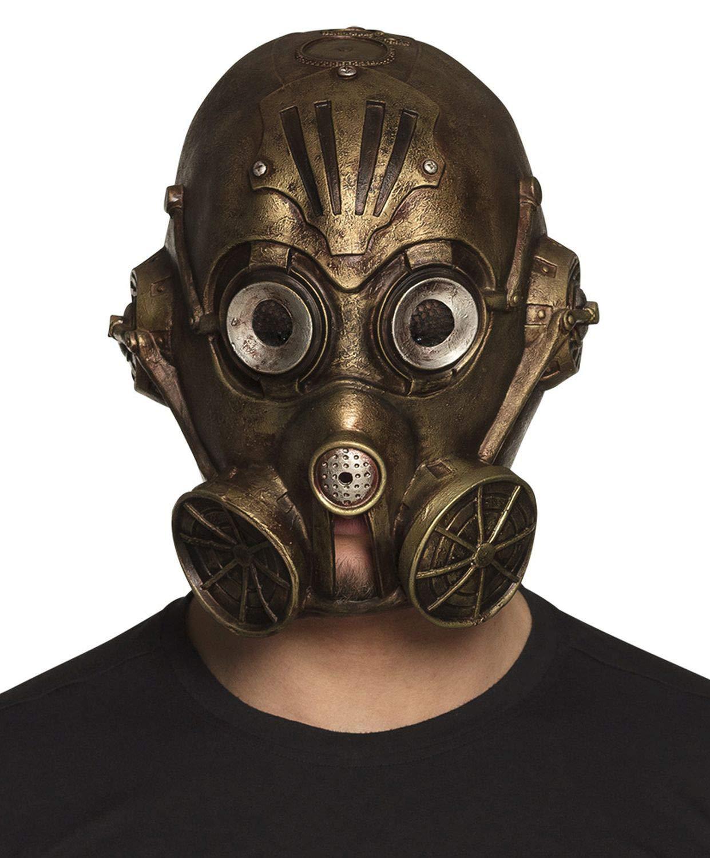 Boland 54537 Masque de tête à gaz Bronze