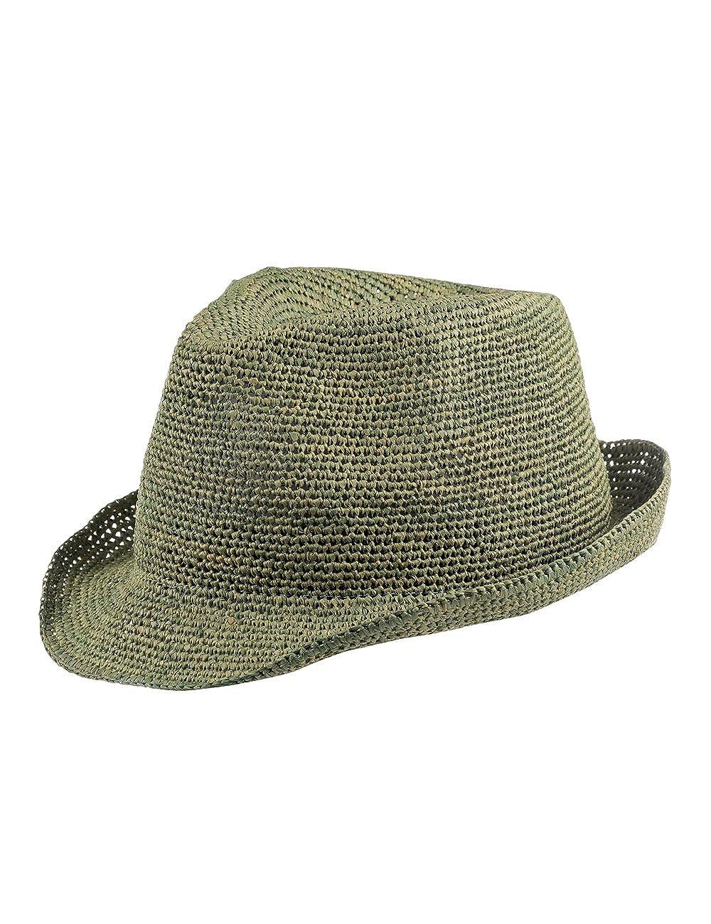 CaPO Rio Melange Hat, Cappello Fedora Unisex-Adulto 172-251