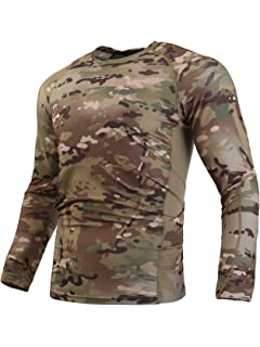 Multicam Cotton T-Shirt Hunting Camouflage Mens T-Shirt Rothco 6286
