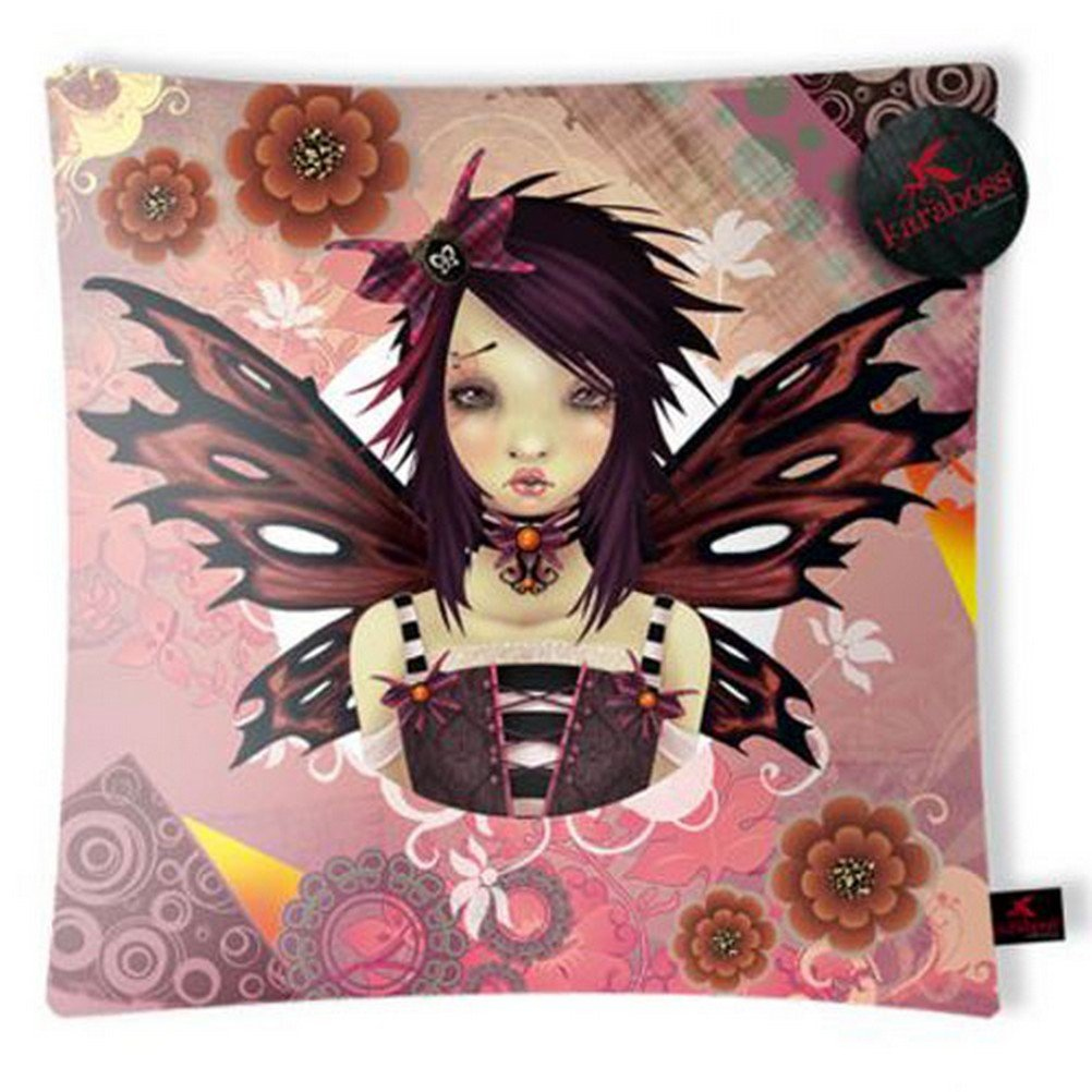 Amazon.com: Gothic Lolita red Cushion: Home & Kitchen