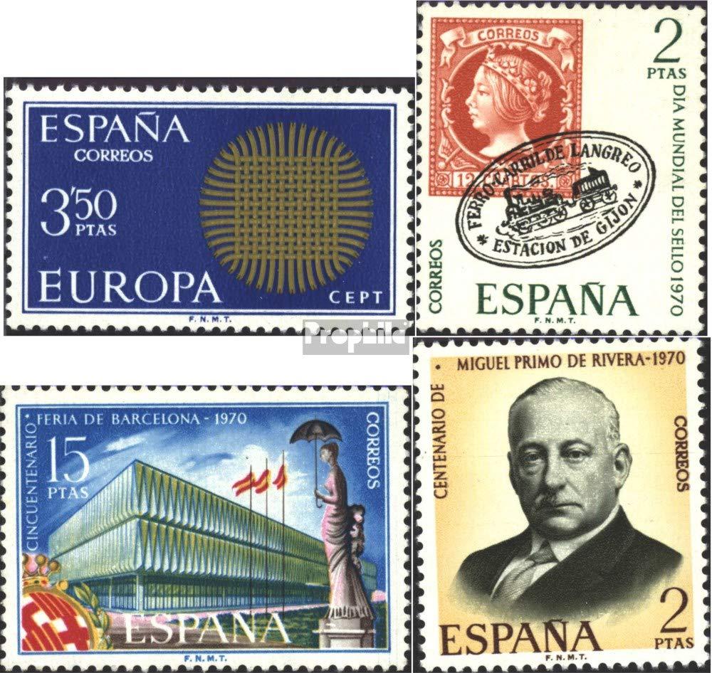 España 1860,1861,1863,1864 (Completa.edición.) 1970 €uropa ...