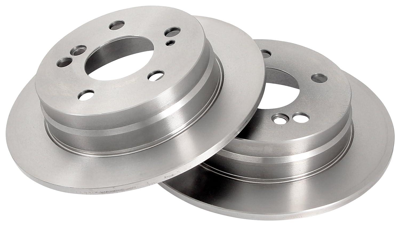 ABS 15779 Discos de Frenos, la Caja Contiene 2 Discos de Freno ABS All Brake Systems bv